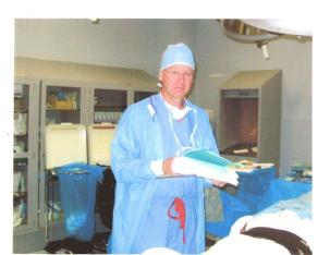Dr. George Tkalych